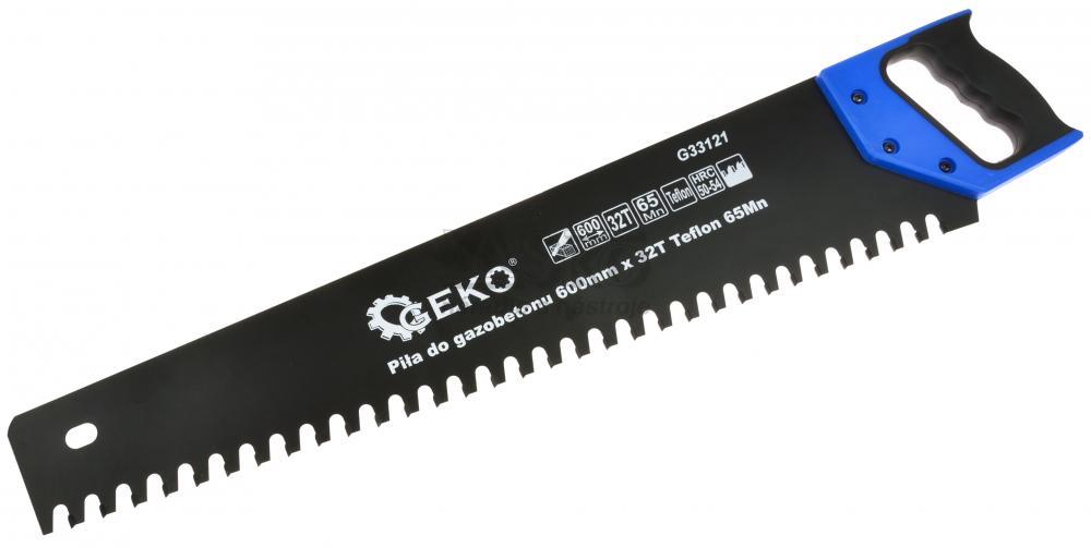 2cc019c3187d5 Pílka na pórobetón SK, 600 mm, 32z, GEKO - E-shop - Vasko náradie a ...
