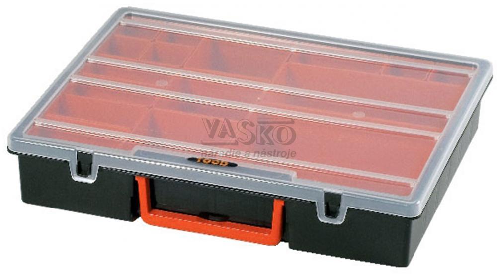 eabcd4320941a Organizér TO 716, 330x270x70mm - 16 vyberateľných boxov - E-shop ...