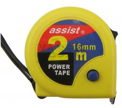 Meter zvinovací ASSIST  2m x 16mm